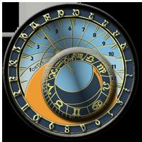 Steampunk startup Zodiac Icon by yereverluvinuncleber