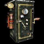 Steampunk Icon for Truecrypt