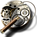 Steampunk Task Manager Icon
