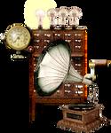 Steampunk Audio Icon (VLC)