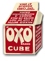 how to use an oxo cube
