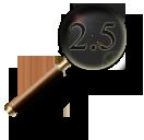 Steampunk Joomla 2.5 Icon by yereverluvinuncleber