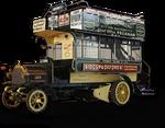 Steampunk Google Maps Autoroute Icon MkII