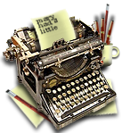 Steampunk Word Processor Icon Microsoft Word MkIV by yereverluvinuncleber