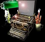 Steampunk Console Icon MkIV