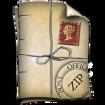 Steampunk Icon for WinZip