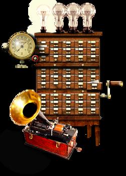 Steampunk Audio Icon (Realplayer)