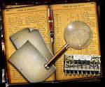 Steampunk Excel Calc Spreadsheet Icon
