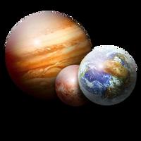 Triple Planetary Stellarium Icon by yereverluvinuncleber