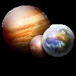 Triple Planetary Stellarium Icon