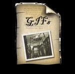 Steampunk GIF Document Icon