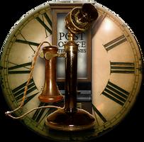 Steampunk Skype Icon MkV by yereverluvinuncleber