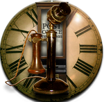Steampunk Skype Icon MkV
