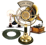 Steampunk Adobe Audition Icon