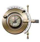 Steampunk Phopteron Clock Icon