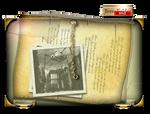 Steampunk Closed Document Folder Icon