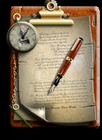 Steampunk Timekeeper Icon by yereverluvinuncleber