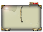 Steampunk Closed Glass Folder Icon MkII