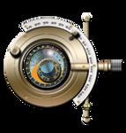 Steampunk Phopteron zodiac Icon