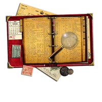 Steampunk PIM (Personal Information Manager) icon by yereverluvinuncleber