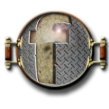 Steampunk Facebook Icon MkVI by yereverluvinuncleber