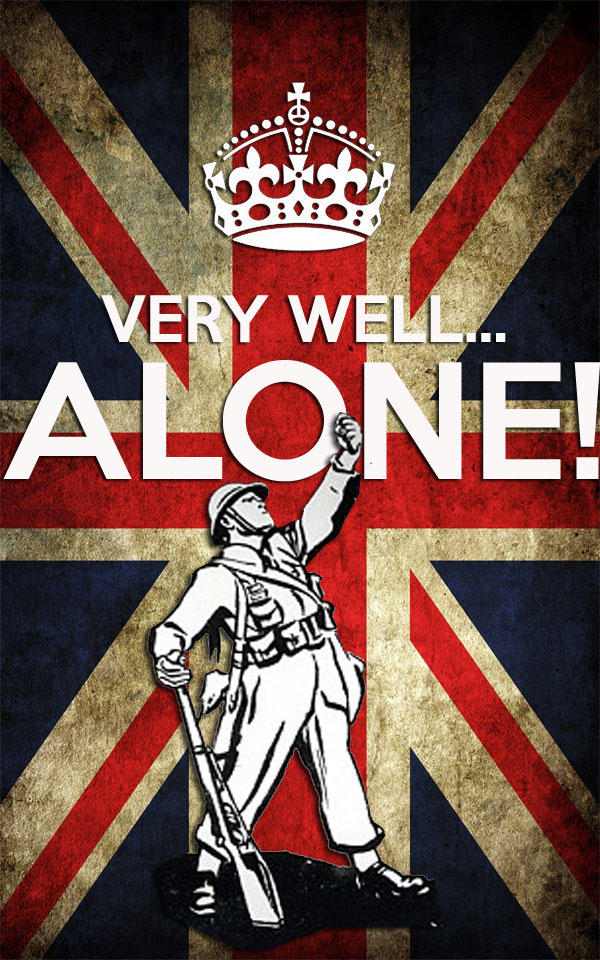 Very Well, Alone!