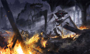 War of the Worlds - Goliath no .42