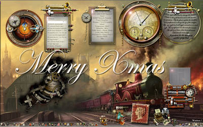 Merry Christmas 2017! by yereverluvinuncleber