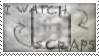 Scrap Watcher Stamp by NorthboundFox