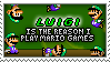Luigi is the Reason