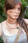 Lara Reborn Close Up