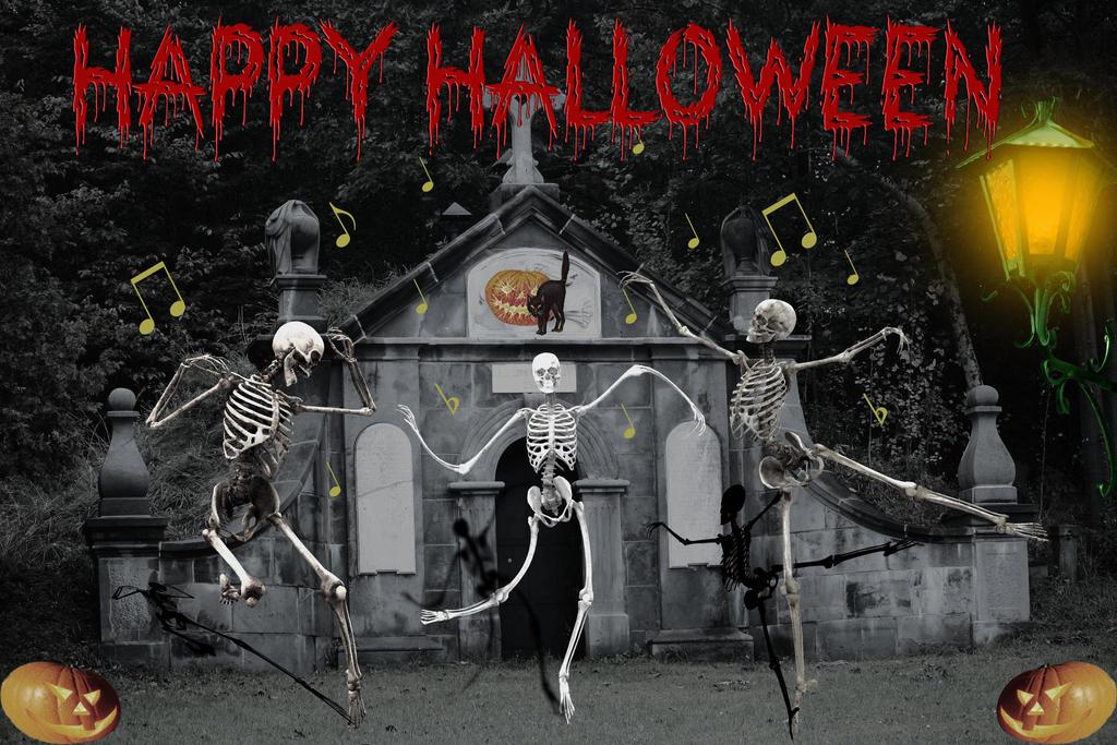 Halloween Happy Dance by Quadeus