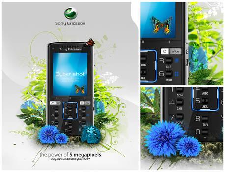 Sony Ericsson K850i.