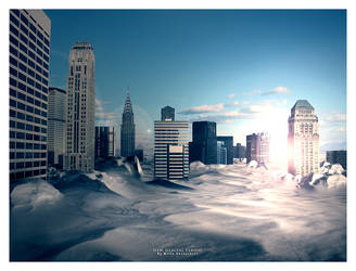 New Glacial period. by Uribaani
