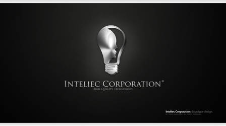 Inteliec Corporation -Logotype by Uribaani
