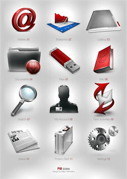 PM Icons