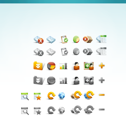 smal icon collection by webdesigner1921