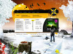 artwork site 2 zima by webdesigner1921
