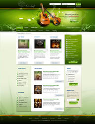 game music 4 by webdesigner1921