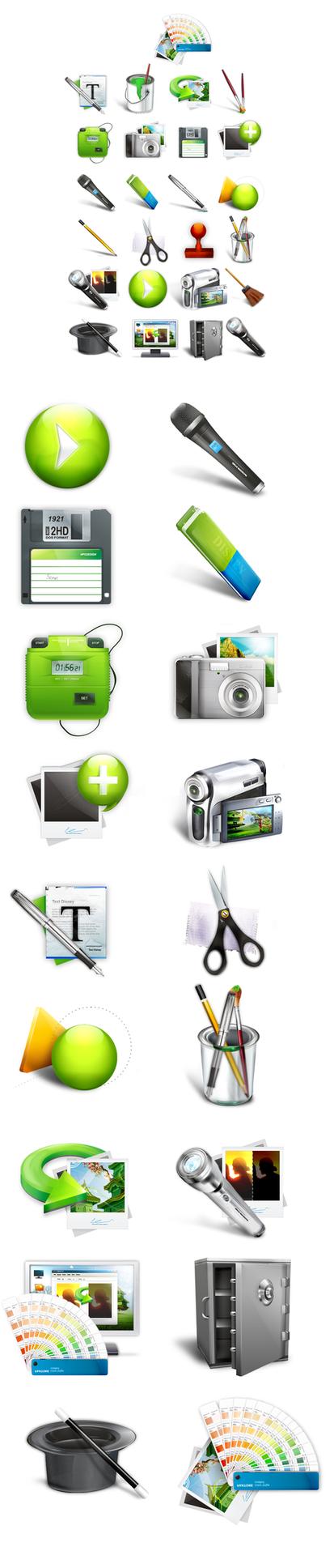 Icon Disney by webdesigner1921