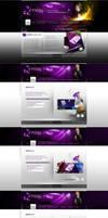 FRIGG web agency site v.2 by webdesigner1921