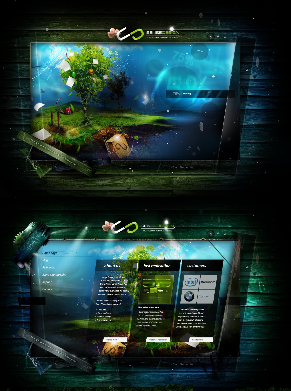 sense_design ver 2.0 by webdesigner1921