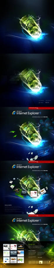 ie 8 best promoting site ver3