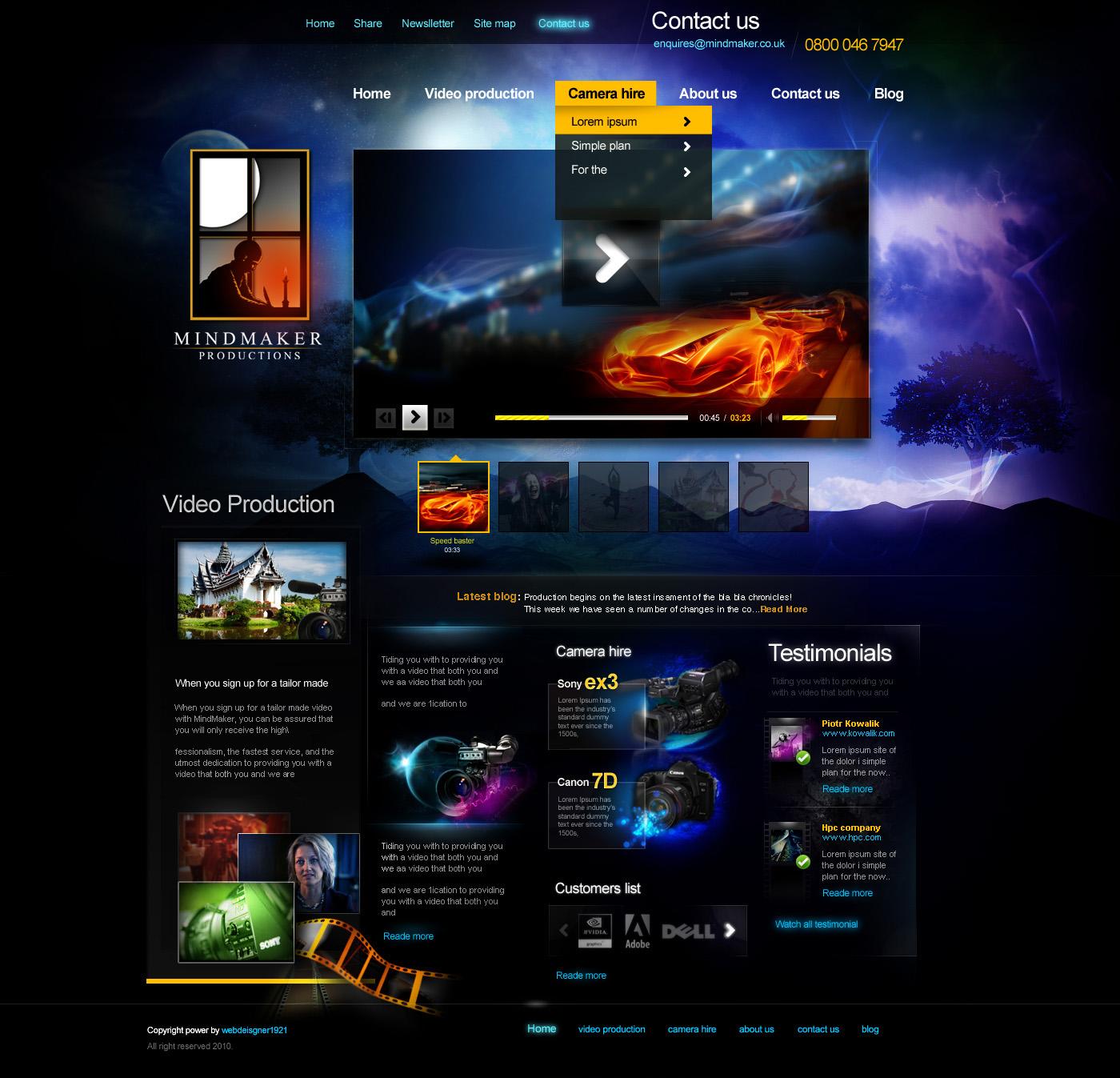 mind maker home by webdesigner1921