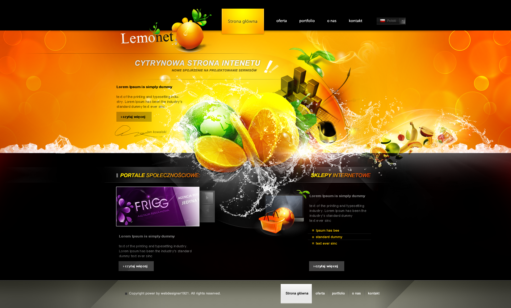 Stunning Home Page Web Design Images Interior Ideas Animated