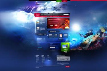 extremetravel ver.2010 by webdesigner1921