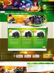 Buyhere landingpag online shop