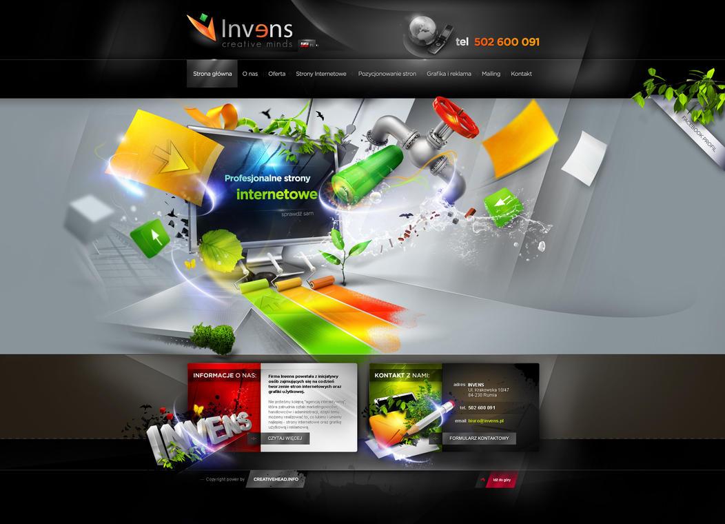 Invens.pl version2 by webdesigner1921
