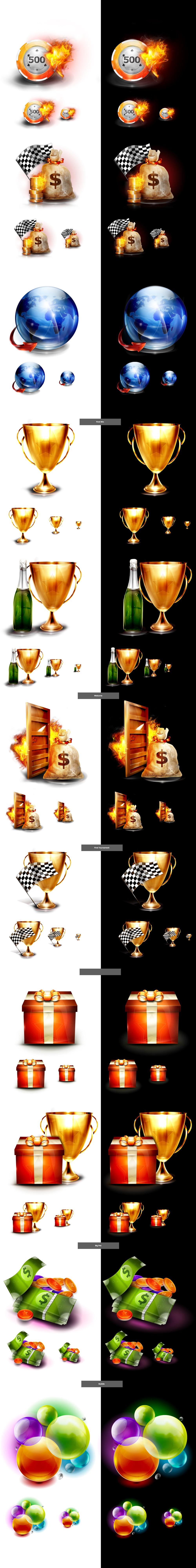 ganymade icon set1 by webdesigner1921