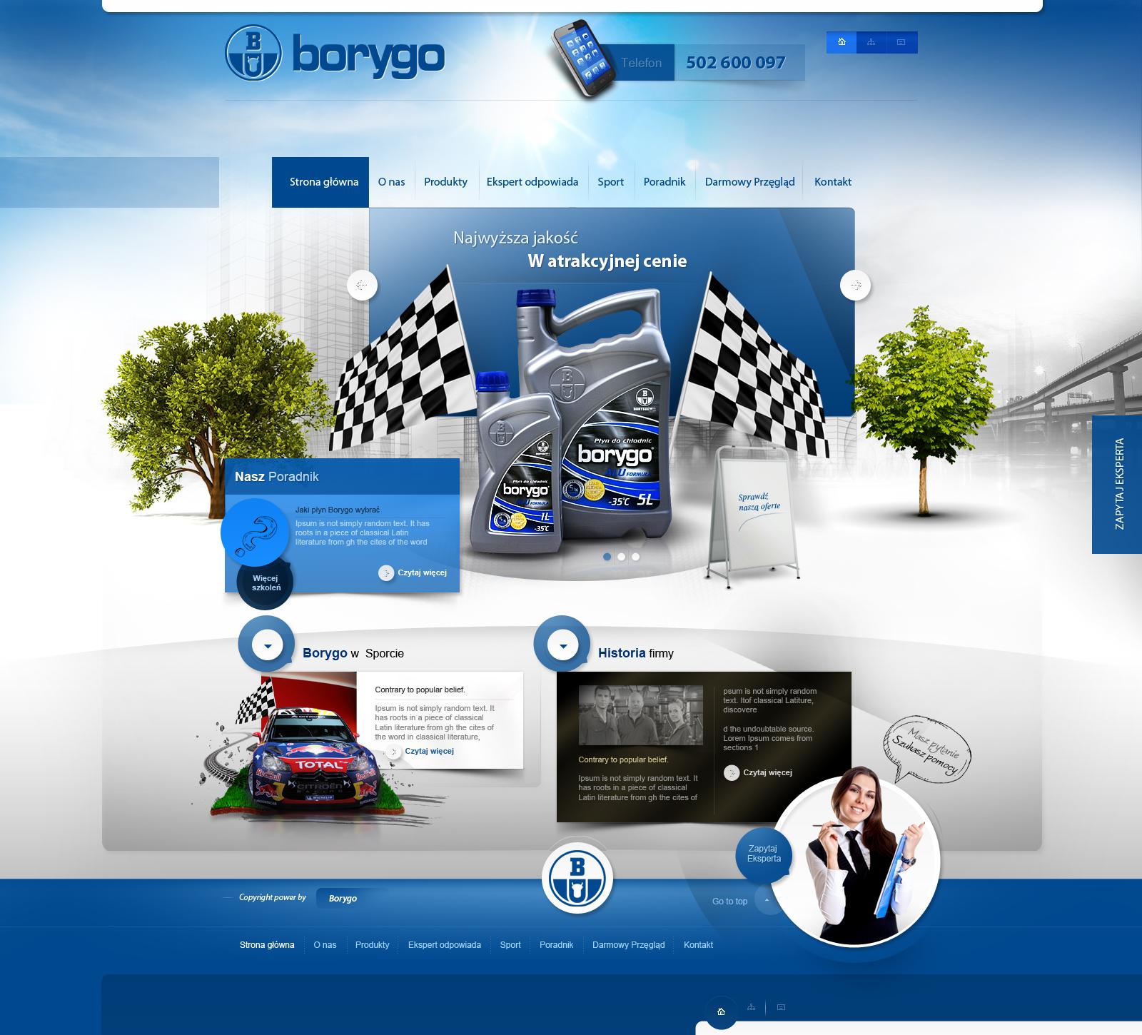 Borygo by webdesigner1921